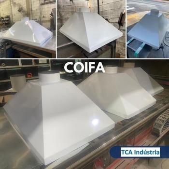 Coifa Industrial