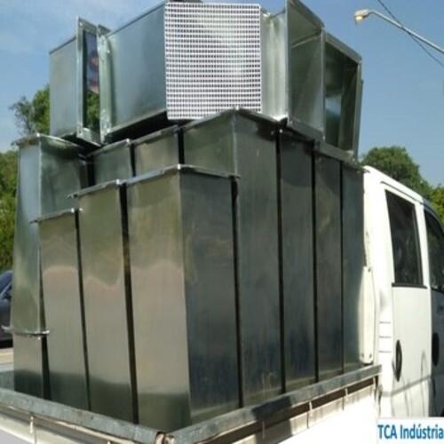 Fabrica de dutos
